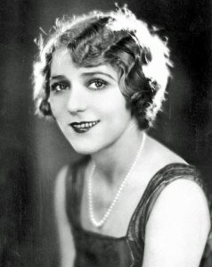 Portrait of Mary Pickford July 19, 1928