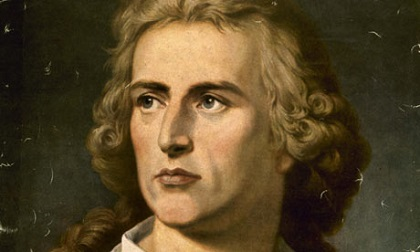 friedrich schiller essays The philosophical letters were published by schiller in the march 1786 edition of thalia, schiller's journal of poetry and philosophical writingsthe idea for the letters arose earlier, during schiller's academic years the poem friendship, which is quoted in part in the letters, originally appeared in an anthology of his poems in the year 1782 and was referred to as coming from the.