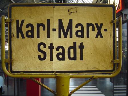 Karl-Marx-Stadt-
