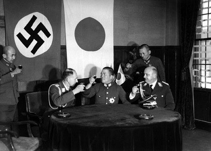 history notes on rhineland anti comintern pact Germany violated the treaty of versailles and reoccupied the rhineland   italy joined germany and japan in the anti‐comintern pact, which united the  three.