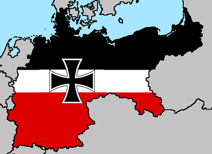 flag_map_of_imperial_germany