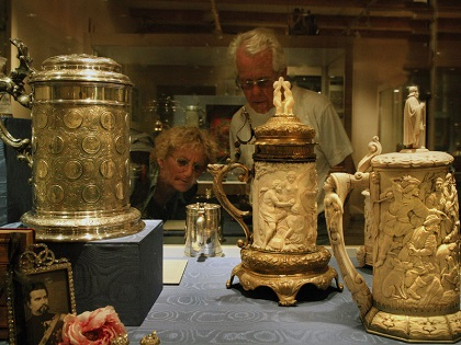 history-of-beer-steins