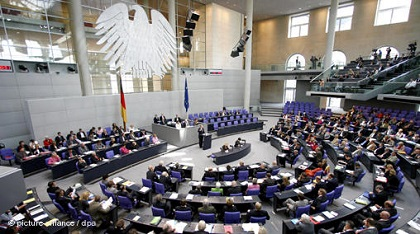 legislature-in-german-politics