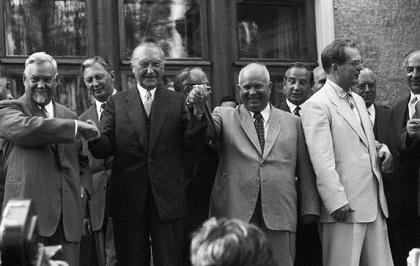 Adenauer-in-Moskau