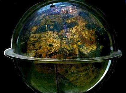Martin Behaim's globe