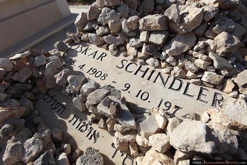 schindler-grave