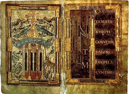 Carolingian-manuscripts