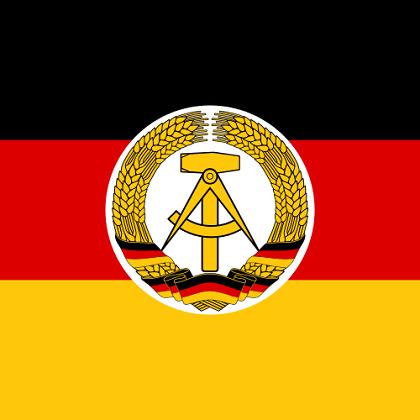 GDR-flag