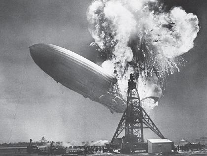 Hindenburg-death