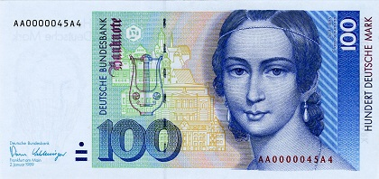 banknote-100-deutsche-mark