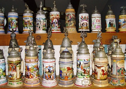 german-beer-steins