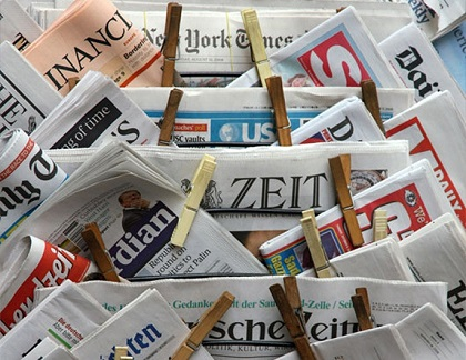 newspapers-in-germany