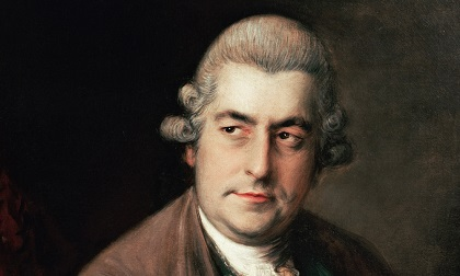Portrait of Johann Christian Bach Late 18th-Early 19th century