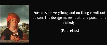 Paracelsus-quote