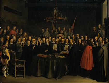 Treaty-Westphalia