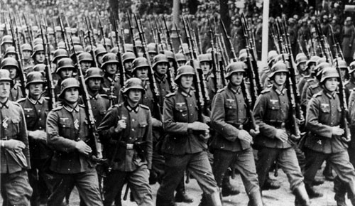 Total Mobilization, Resistance, and the Holocaust in Germany: German History