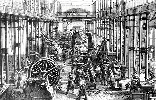 The Second Industrial Revolution, 1870-1914