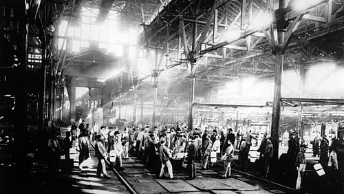 a history of rapid industrialization in late nineteenth century Century developed countries: a descriptive and econometric analysis paul bairoch and gary goertz  the 19th century, and particularly the period be-  urbanisation in the nineteenth.