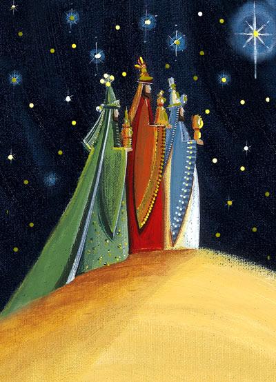 Three Kings And Epiphany