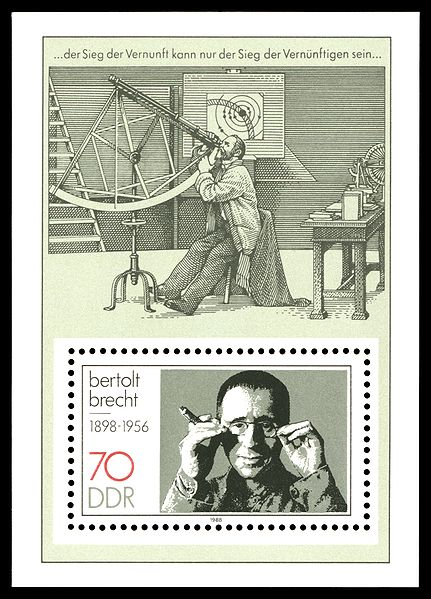 the life and works of bertolt brecht Brecht collected plays: 5: life of galileo mother courage and her children - ebook written by bertolt brecht read this book using google play books app on your pc.