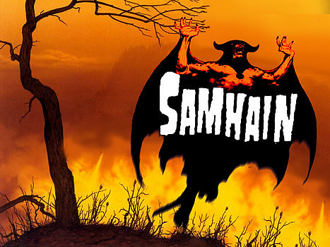 halloween is for the celtic peoples scotch irish and part of the english the eve of the festival of samhain pronounced sah ween lord of the dead