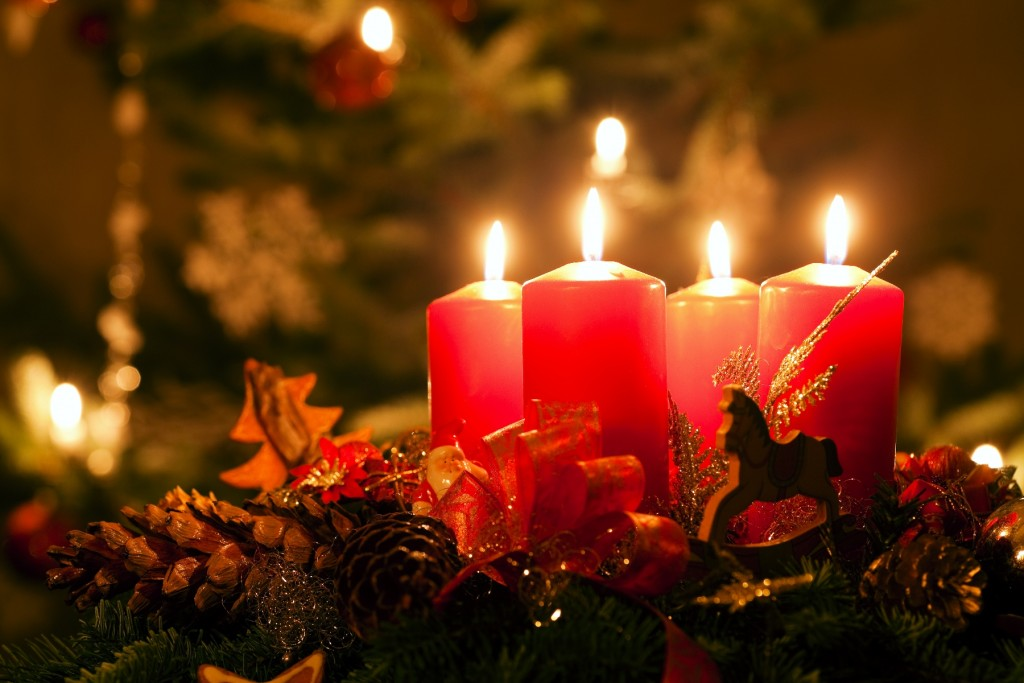 Advent In Germany Four Weeks Left Till Christmas German Culture