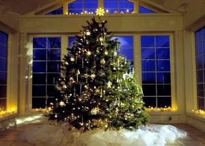 German Christmas tree, or Tannenbaum