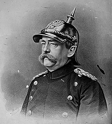 otto von bismarck the iron chancellor of germany german culture
