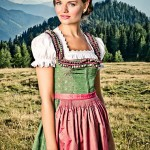 A Glimpse from the Past: Traditional Bavarian Clothing