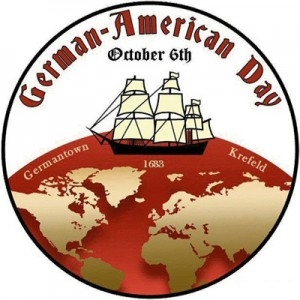 German-American Day: Tercentenary History of Friendship