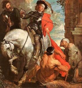 St. Martin's Day (Martinstag) – November 11