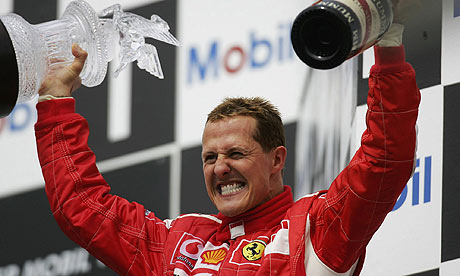 michael schumacher 7 time world champion f1 driver german culture. Black Bedroom Furniture Sets. Home Design Ideas