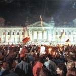 German Reunification: Bored or Happy?