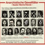 Terrorism in Germany – Baader-Meinhof Gang