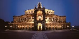Dresden Semper Opera House