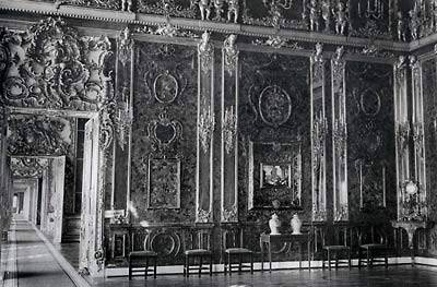 The Amber Room: History of the Creation – German Culture