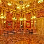 Intrigue and Mystery of the Amber Room