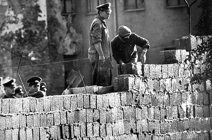 The Berlin Wall – German Culture
