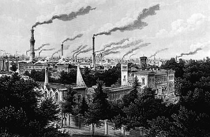 the history of the social revolution in germany Factory rejects retirement came in very handy in the united states, where large numbers of aging factory workers were wandering around the industrial revolution, dropping things into the works.