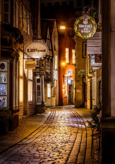 bremen-night