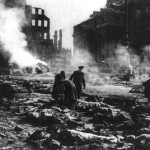 Bombings and air-raids during WWII