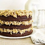 The Not-So-German Chocolate Cake