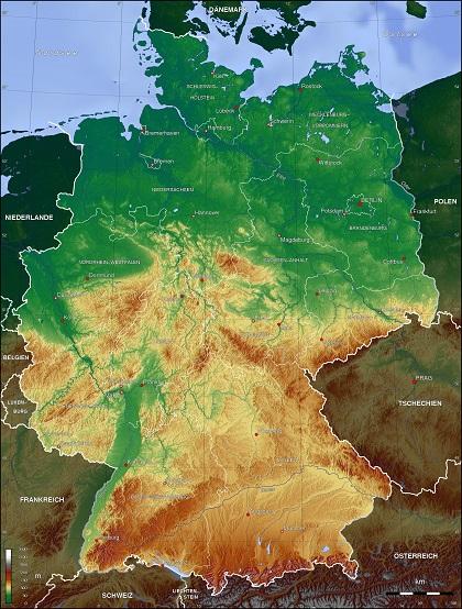 German Geography German Culture