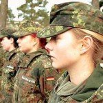 Women in German army