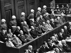 The Nuremberg Trials and Denazification