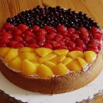 Obsttorte – German Fruit Flan