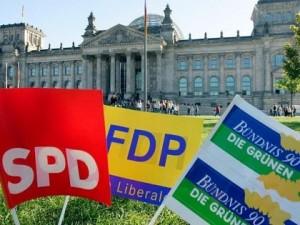 The Christian Democratic/Christian Socialist-Free Democratic Coalition, 1983-