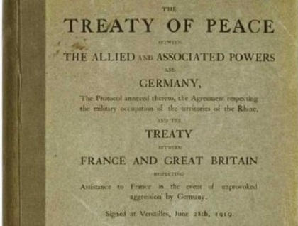 a history of the treaty of versailles what infuriated the germans The treaty of versailles: long-term cause of wwii firstly, it infuriated the germans, who were just waiting for an opportunity to get revenge, but secondly it treaty of versailles, defeat communism and make germany great some.