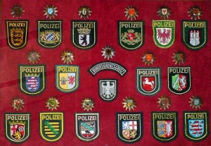 Land Police Agencies in Germany