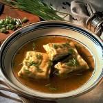 Swabian Meat Pockets – Maultaschen